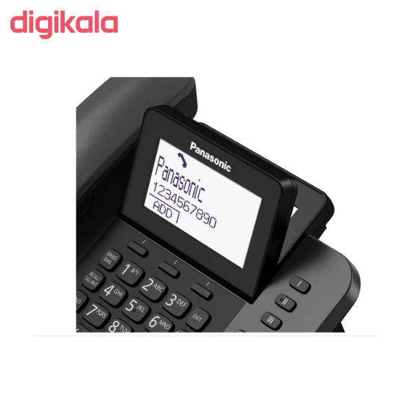 تلفن بیسیم پاناسونیک مدل KX-TGF320 main 1 5