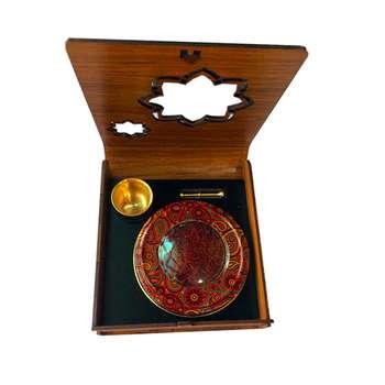 زعفران هدیه هویار سری خاتم - 4 گرم