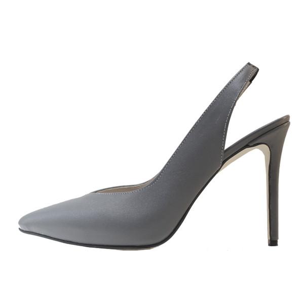 کفش زنانه چرم آرا مدل sh060 کد tu