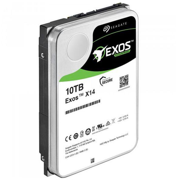 هارددیسک اینترنال سیگیت مدل Exos ST10000NM0478 ظرفیت 10 ترابایت