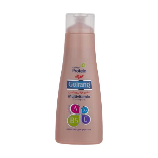 شامپو موی گلرنگ سری Plus Protein مدل Dry Hair مقدار 400 گرم