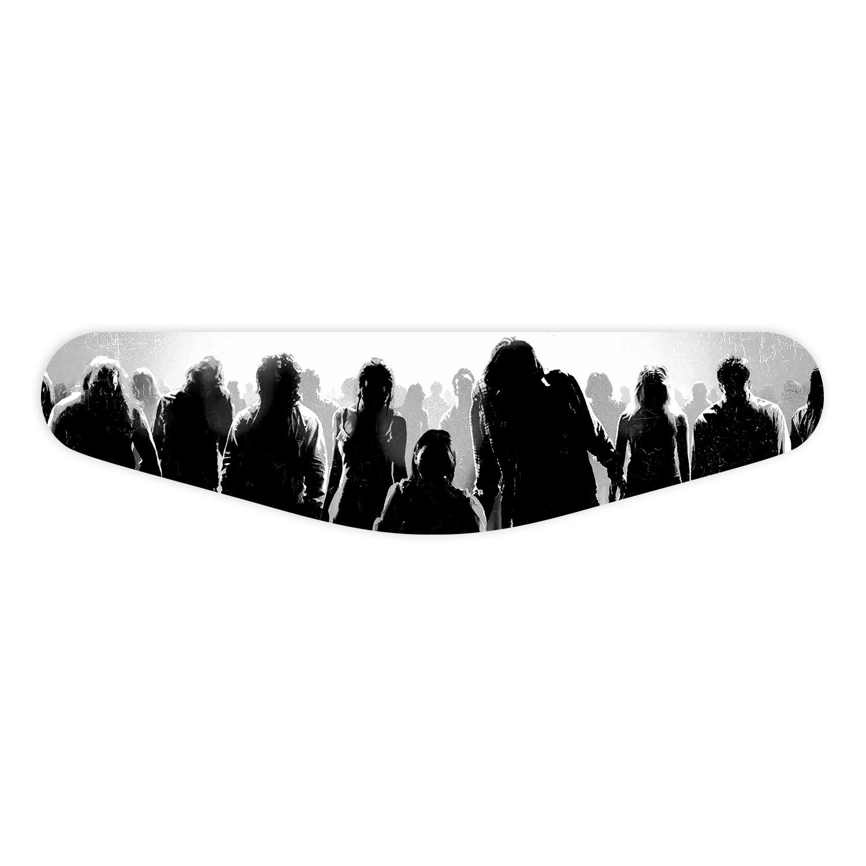 بررسی و {خرید با تخفیف}                                     برچسب لایت بار دسته پلی استیشن 4 ونسونی طرح March Of Zombiesبسته 2 عددی                             اصل