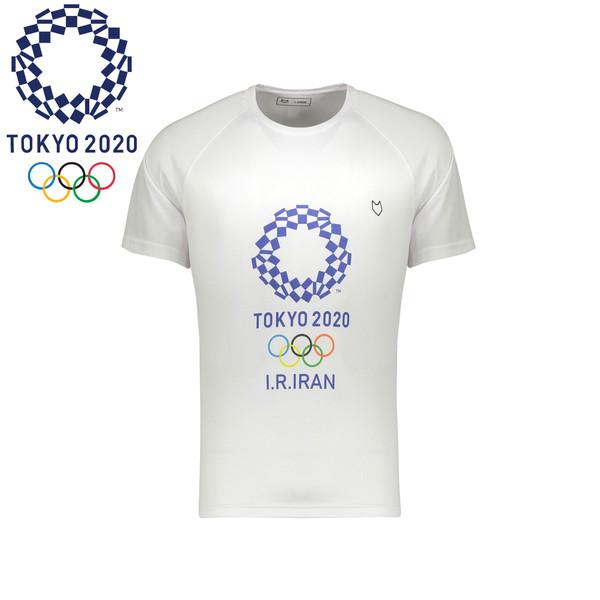 تی شرت ورزشی زنانه مل اند موژ مدل W07096-002