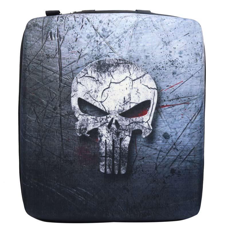 کیف حمل کنسول بازی مدل The Punisher کد ۲