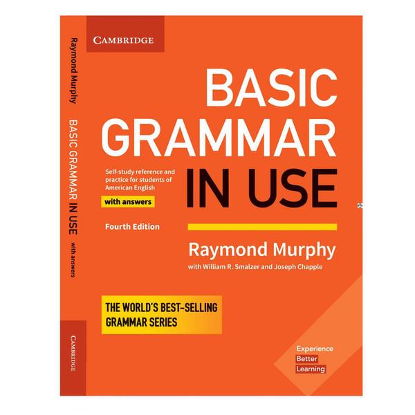 کتاب BASIC GRAMMAR IN USE اثر جمعی از نویسندگان انتشارات CAMBRIDGE