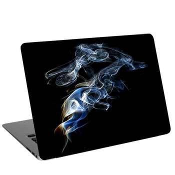 استیکر لپ تاپ طرح Smoke کد cl-475مناسب برای لپ تاپ 15.6 اینچ