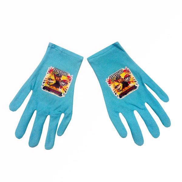 دستکش بچگانه مدل ضد حساسیت طرح سگهای نگهبان کد 554013