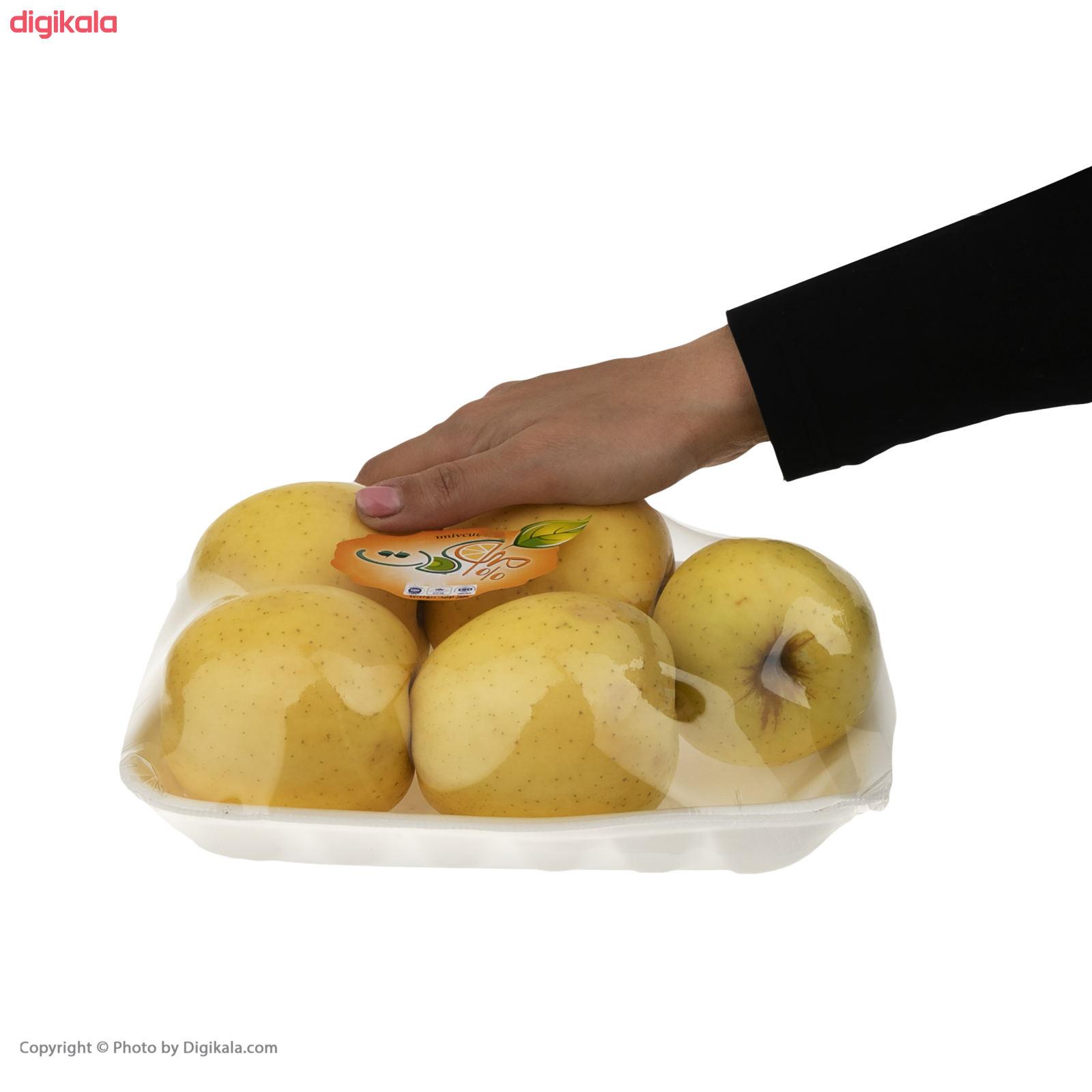 سیب زرد میوکات - 1 کیلوگرم main 1 3