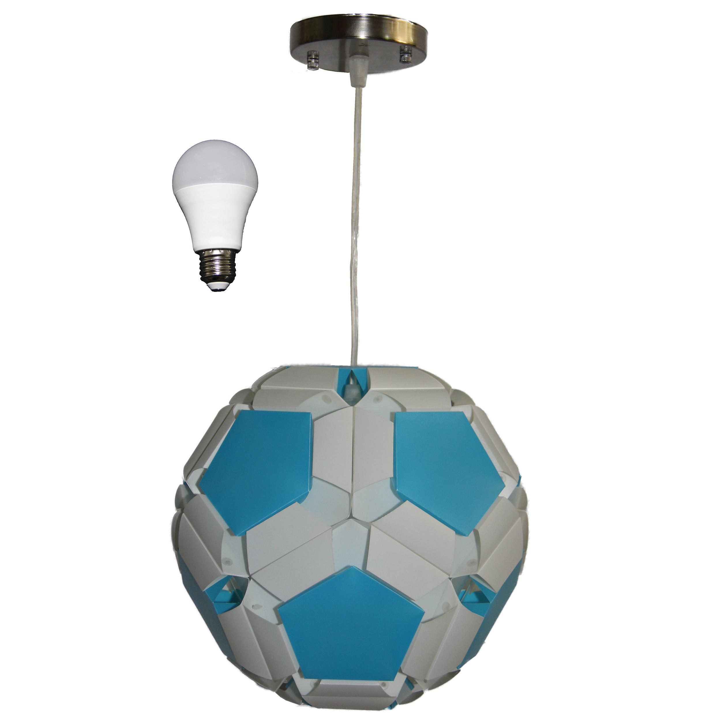 لوستر کودک مدل توپ فوتبال