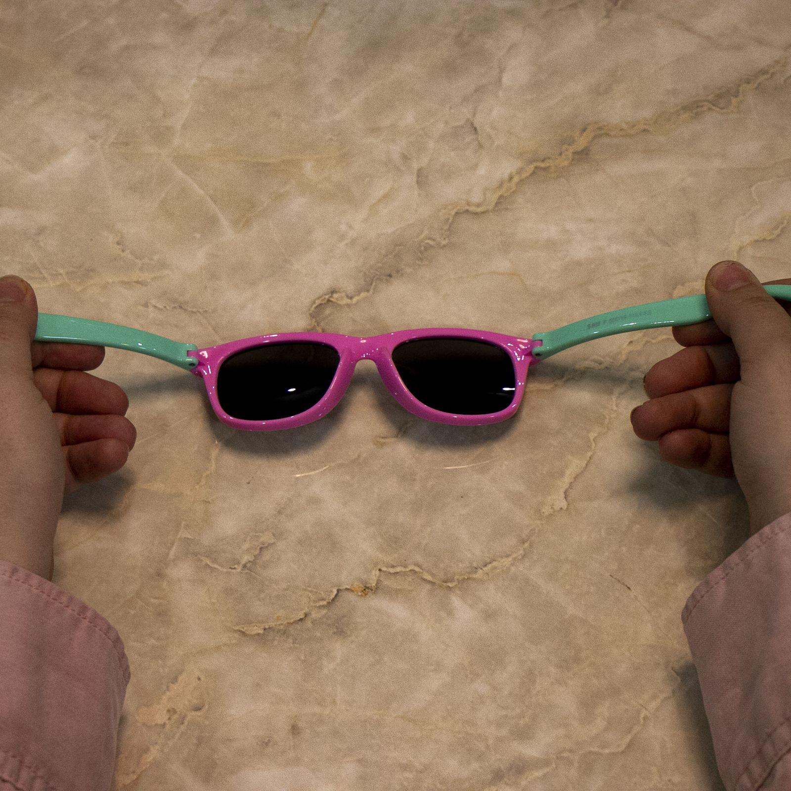 عینک آفتابی پسرانه مدل ۵۷۴۳۲۶ -  - 5