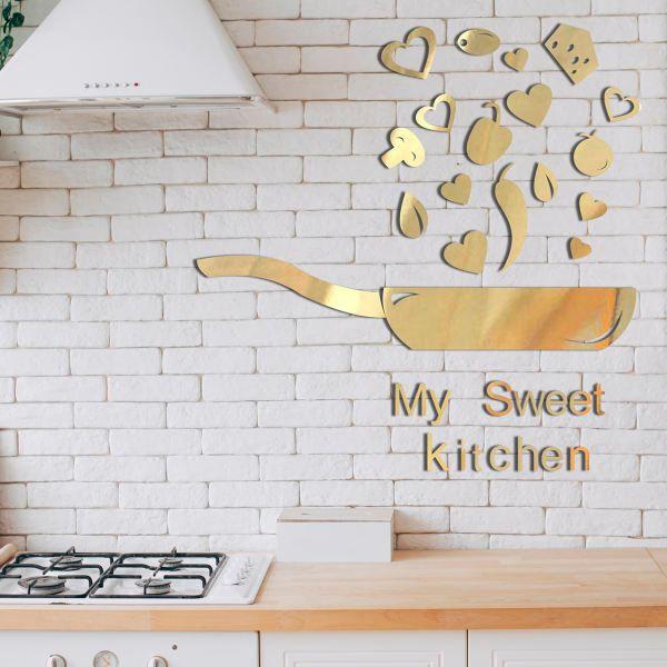 آینه دکوماتوس مدل آشپزخانه کد K1