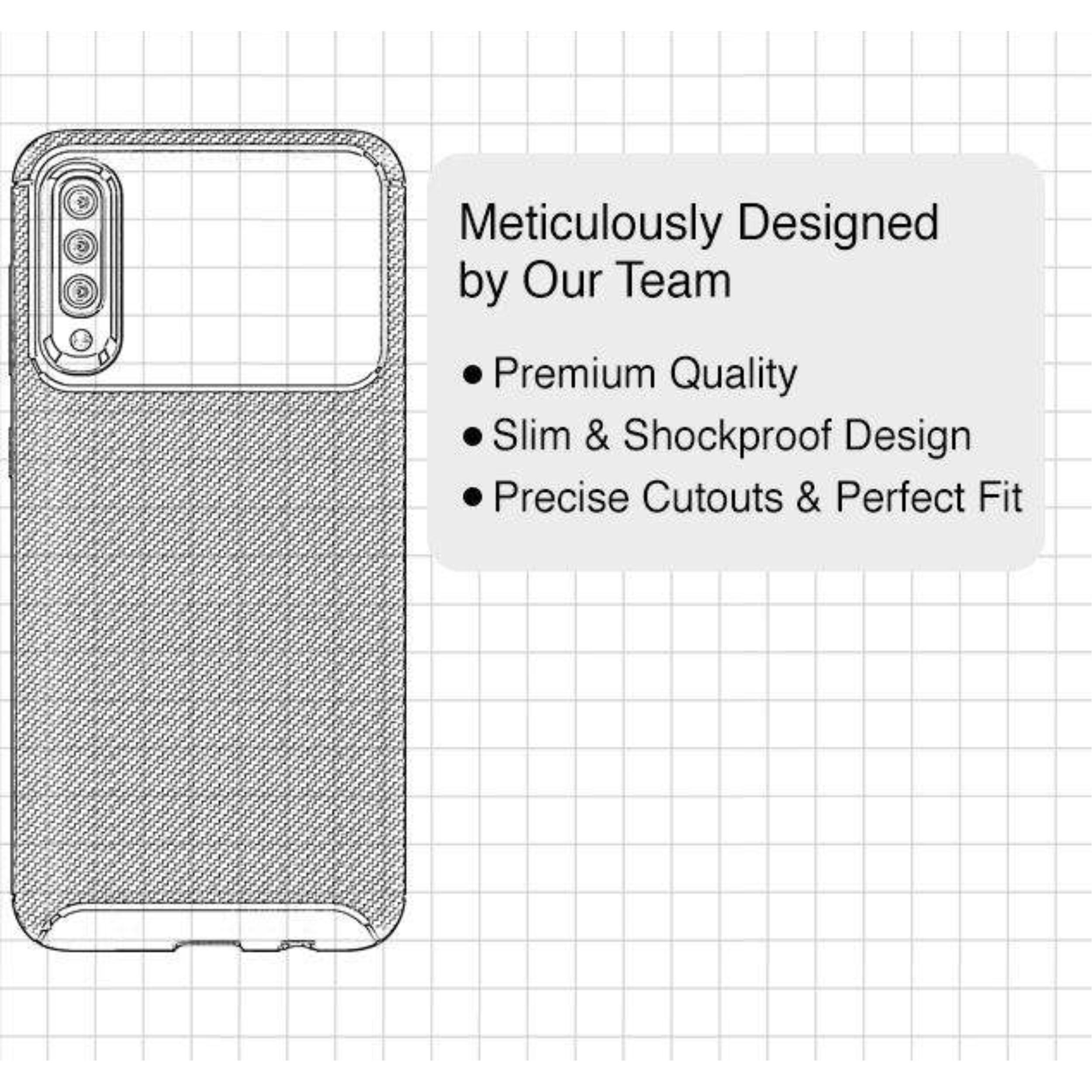 کاور لاین کینگ مدل A21 مناسب برای گوشی موبایل سامسونگ Galaxy A50/A50s/A30s thumb 2 9