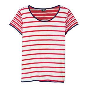 تی شرت آستین کوتاه زنانه اسمارا مدل Es551