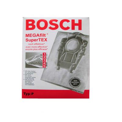 پاکت جاروبرقی مدل 01 مناسب برای جاروبرقی بوش تایپ p بسته 5 عددی
