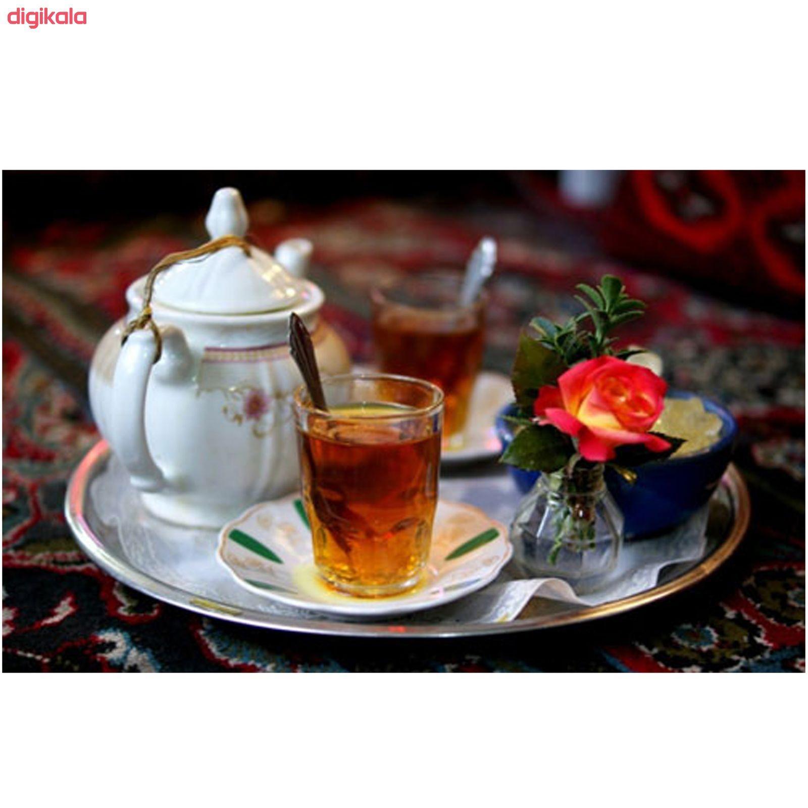 چای سیاه سیلان ممتاز  طبیعت مقدار 450 گرم main 1 4