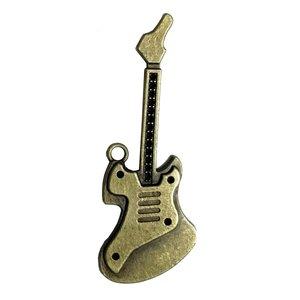 آویز گردنبند بچگانه مدل گیتار