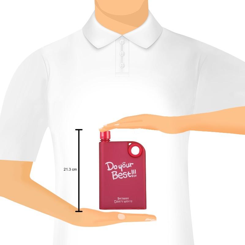 قمقمه کتابی مدل doyour best گنجایش 0.38 لیتر