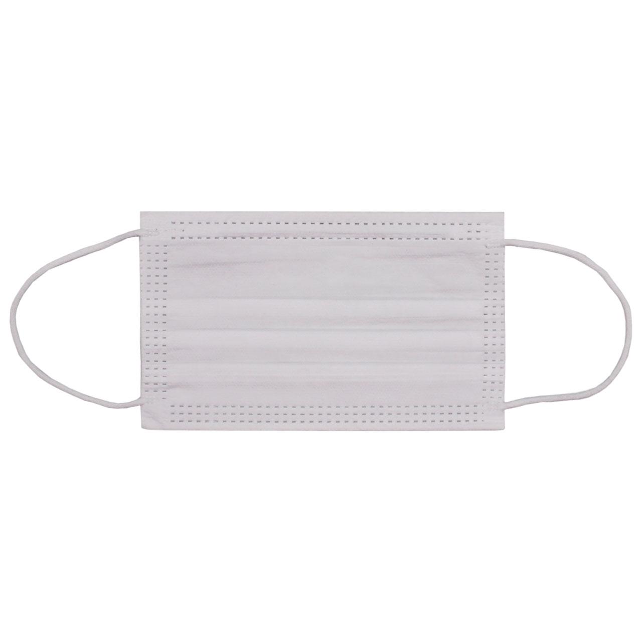 ماسک تنفسی بهسا مدل سه لایه BSA-50-Ww بسته 50 عددی
