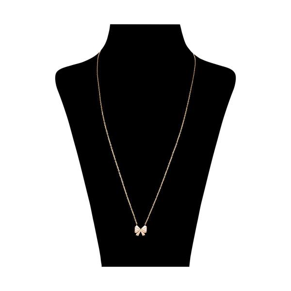 گردنبند طلا 18 عیار زنانه مدیسا مدل N7009