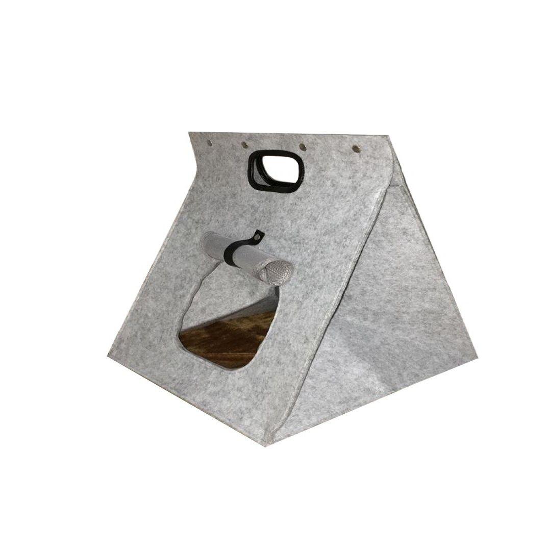 کیف حمل و نقل سگ و گربه مدل handle bag