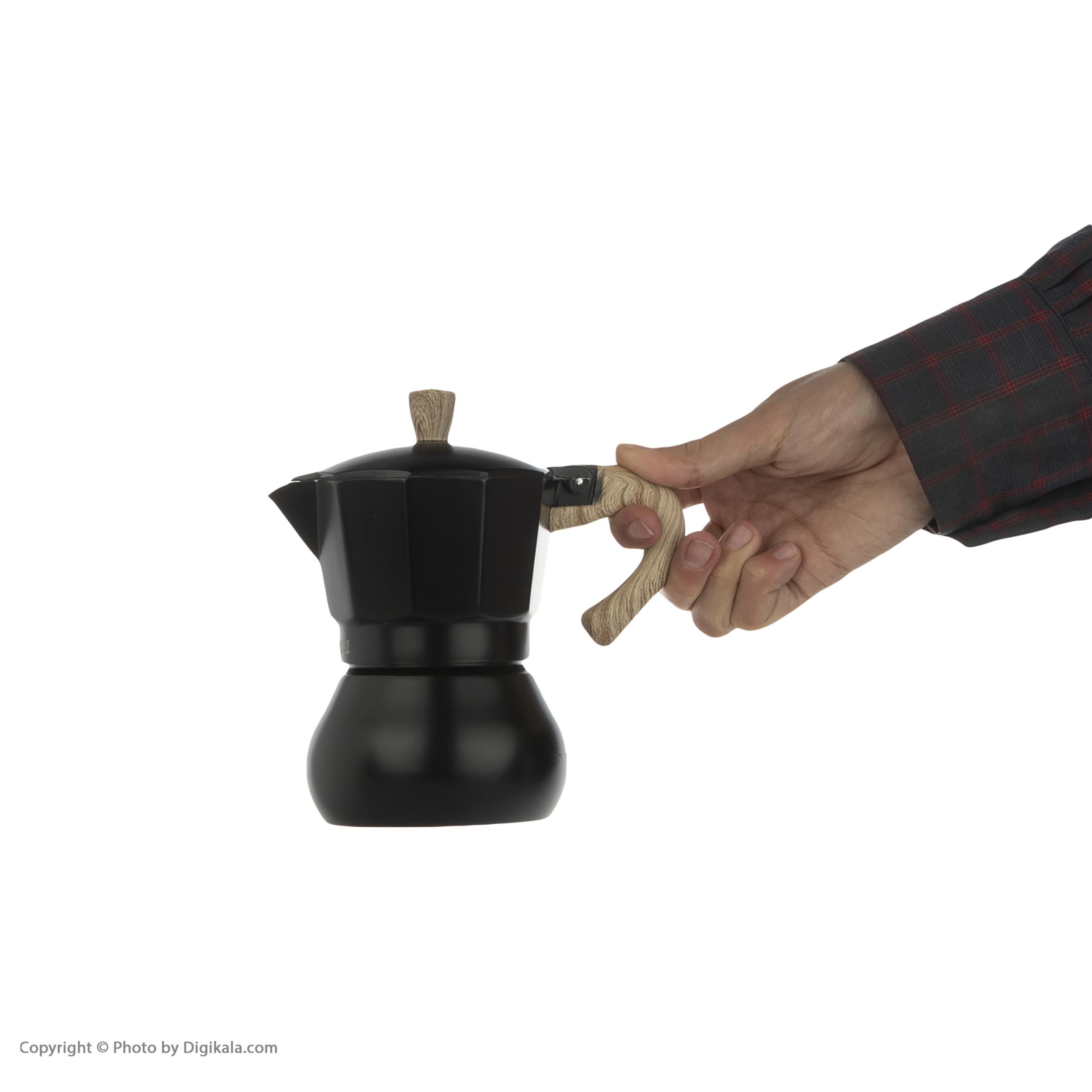 قهوه ساز جنوا مدل KPMW main 1 5