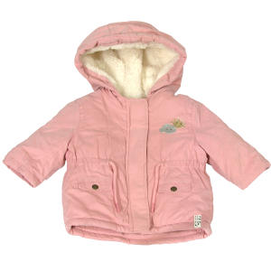 کاپشن نوزادی دخترانه کد 390013