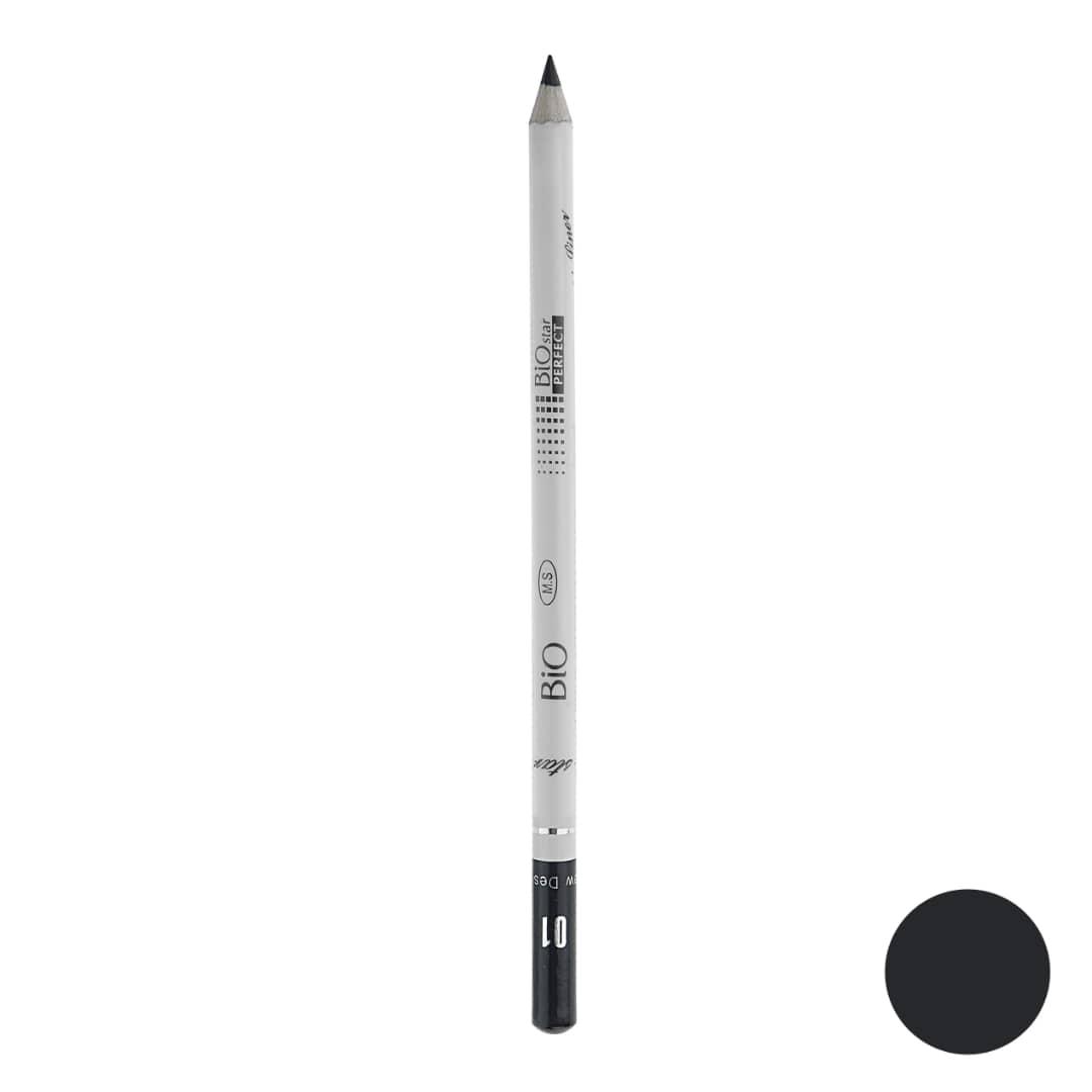 مداد چشم و لب بی یو استار شماره 01
