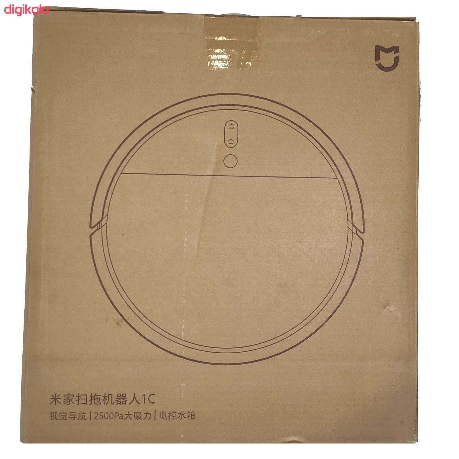 جارو شارژی هوشمند میجیا مدل 1C main 1 14