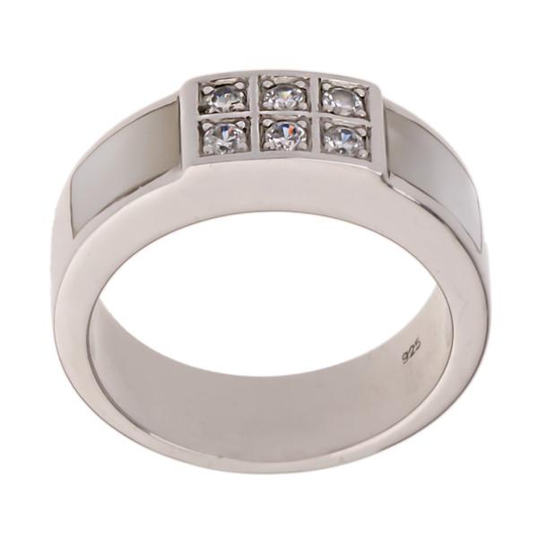 انگشتر نقره زنانه آمارانته مدل 4-79954