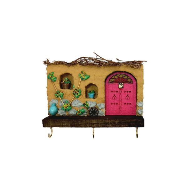 جاکلیدی طرح خانه سنتی کد 055