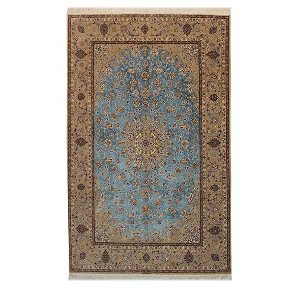 فرش دستبافت شش و نیم متری آبتین کد 194