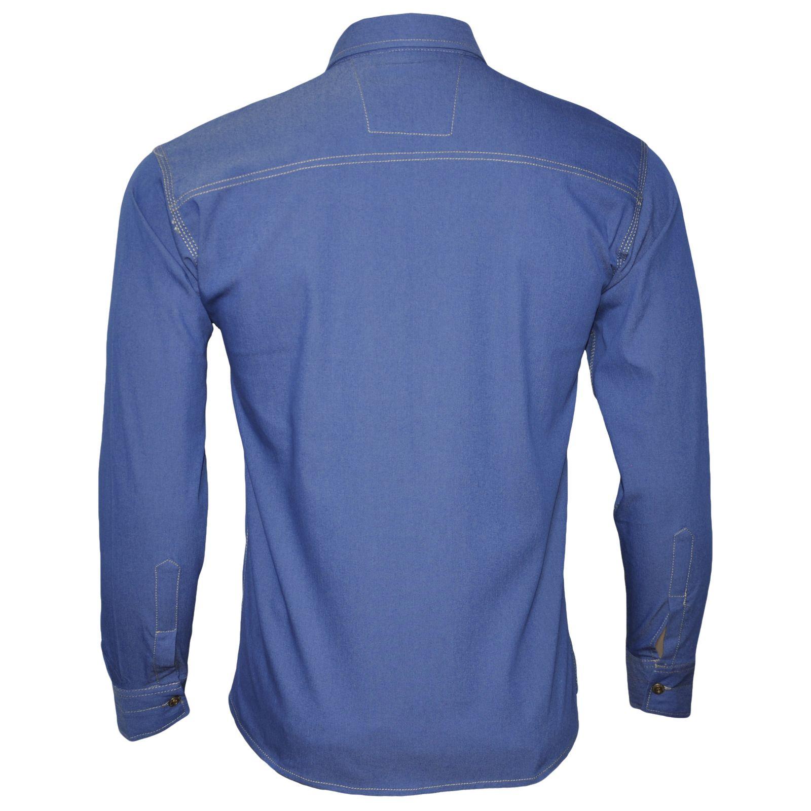 پیراهن مردانه مدل ten003 -  - 4