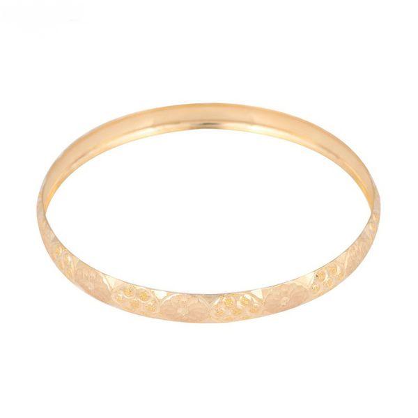 النگو طلا 18 عیار زنانه مدل 4444