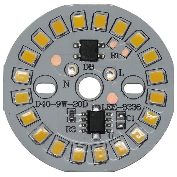 چیپ ال ای دی مدل 9 وات LEE-8336