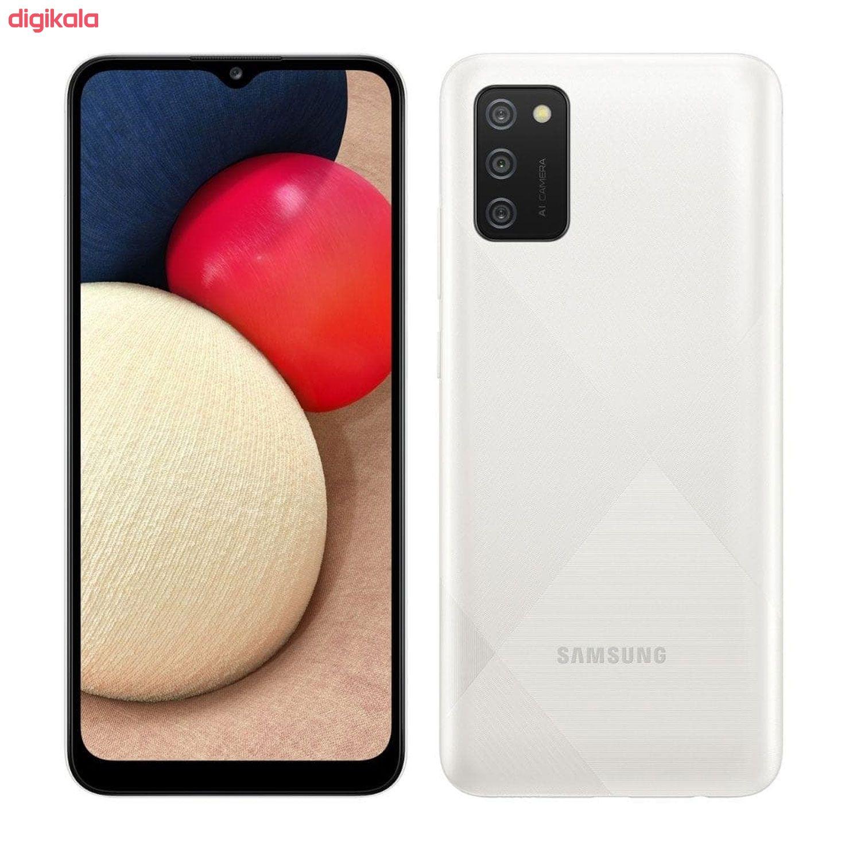 گوشی موبایل سامسونگ مدل Galaxy A02s SM-A025F/DS دو سیم کارت ظرفیت 32 گیگابایت main 1 8