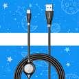 کابل تبدیل USB به لایتنینگ باسئوس مدل CALEYE طول 1.2 متر thumb 4