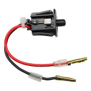 کلید چراغ صندوق عقب ایمن تک کد 327 مناسب برای پراید