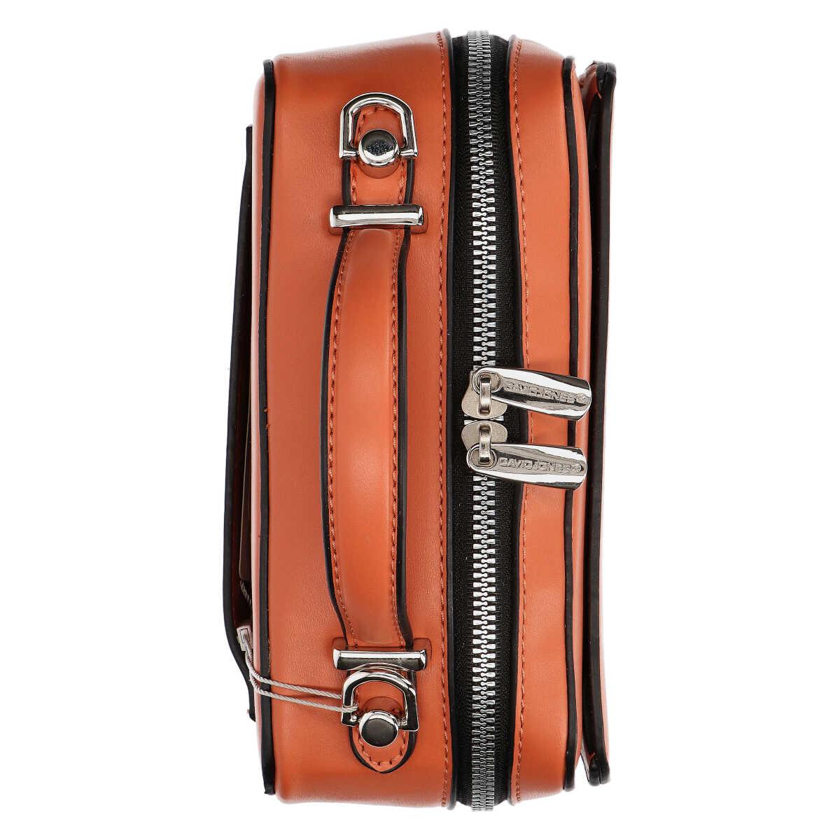 کیف رو دوشی زنانه دیوید جونز مدل 5662 -  - 8
