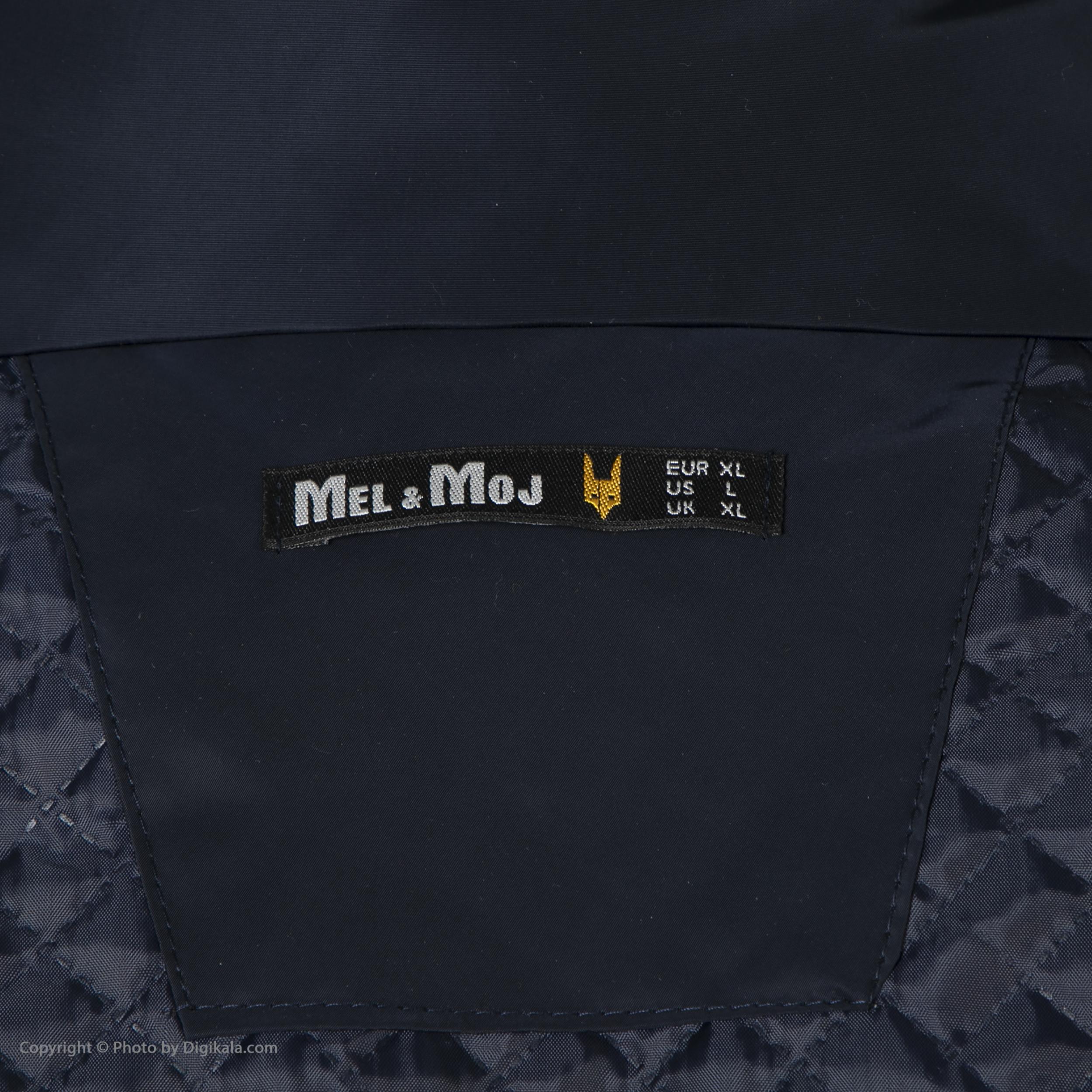 خرید                                     کاپشن مردانه مل اند موژ مدل M02253-004