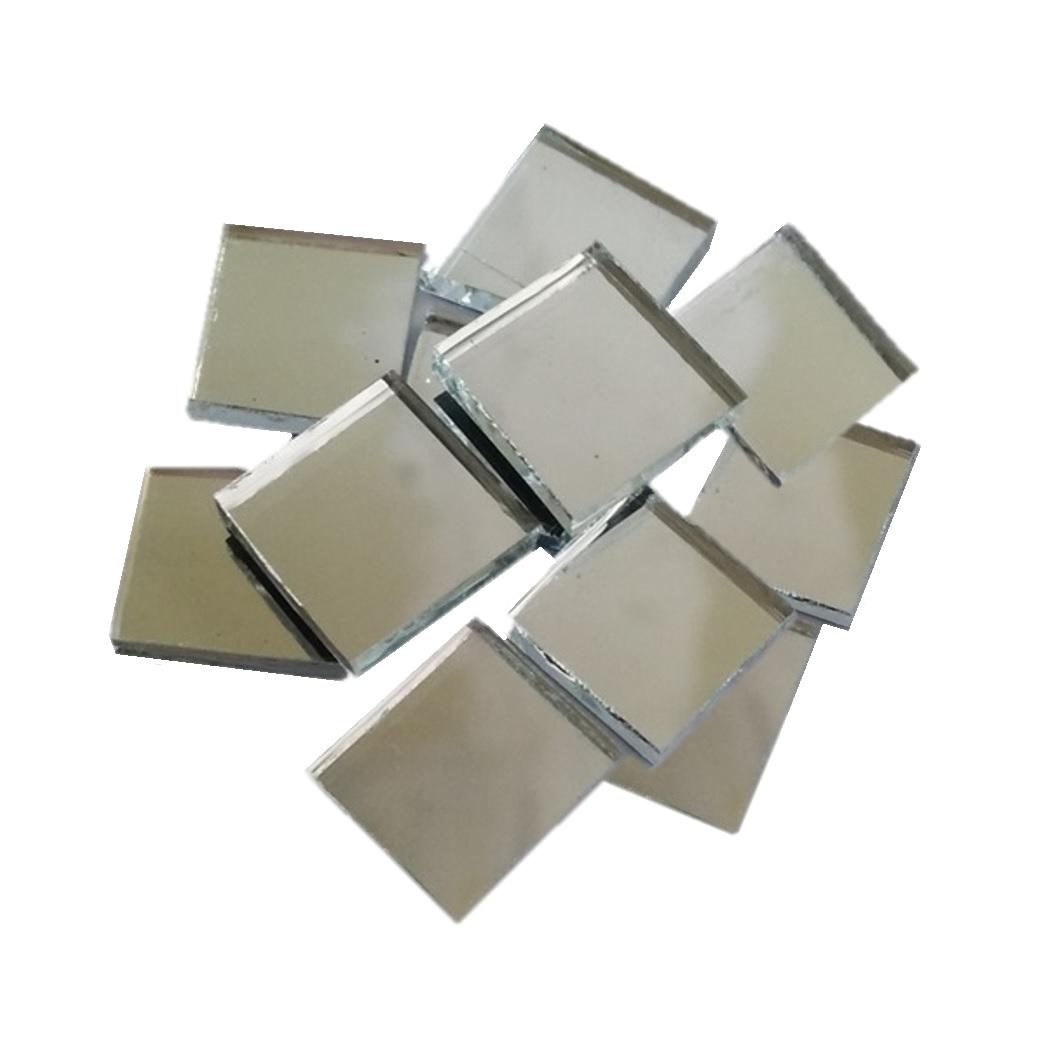 آینه طرح مربع مدل KHTA05 بسته 10 عددی