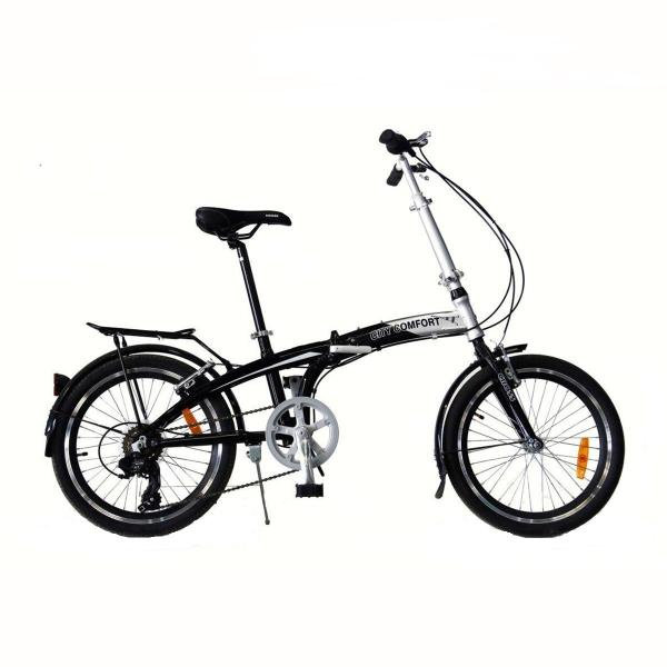 دوچرخه شهری کراس مدل City Comfort سایز 20