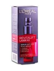 سرم ضد چروک لورآل مدل Revitalift Laser X3 حجم 30 میلی لیتر -  - 3
