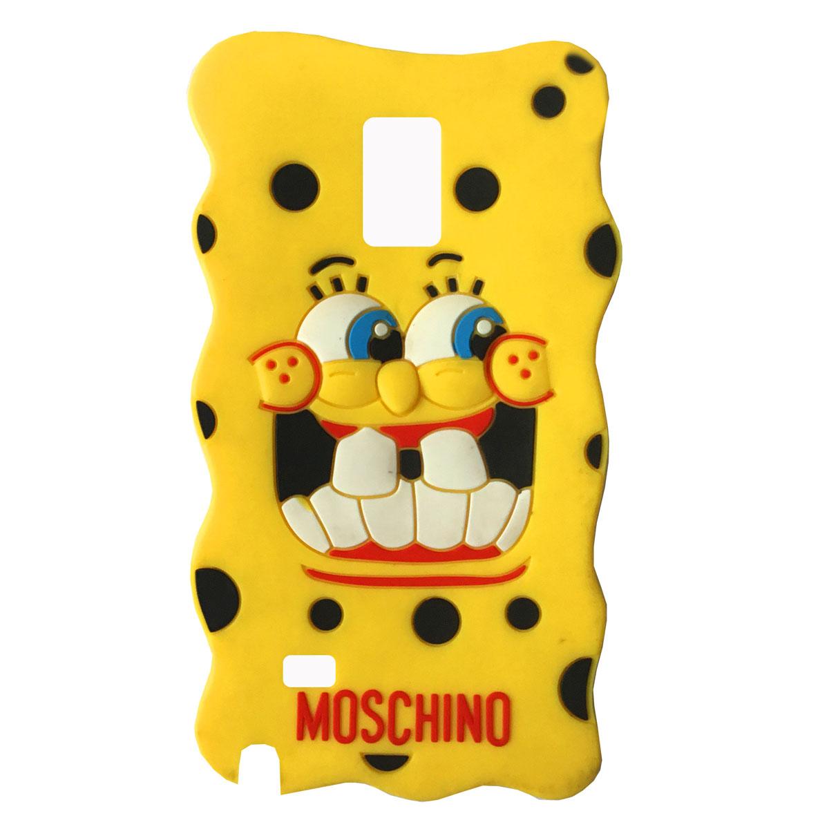 کاور ماسکینو کد S1059 مناسب برای گوشی موبایل سامسونگ Galaxy Note 4