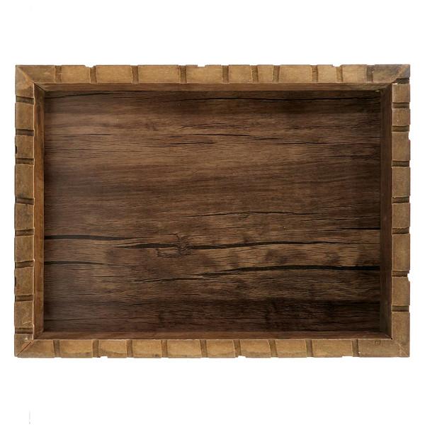 قاب عکس چوبی مدل مه ستان کد 2030