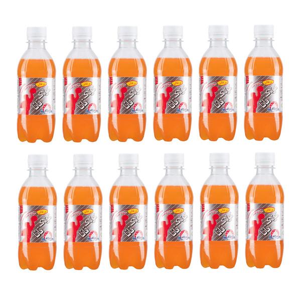 نوشابه پرتقال گازدار کولاک - 0.3 ليتر بسته 12 عددی