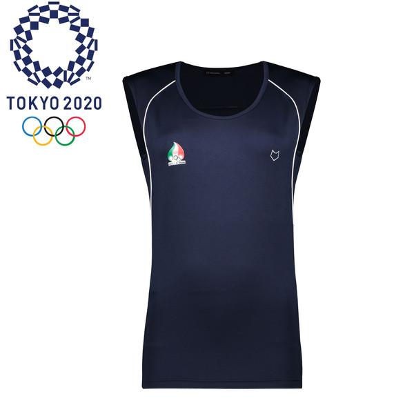 تاپ ورزشی زنانه مل اند موژ مدل W07059-400
