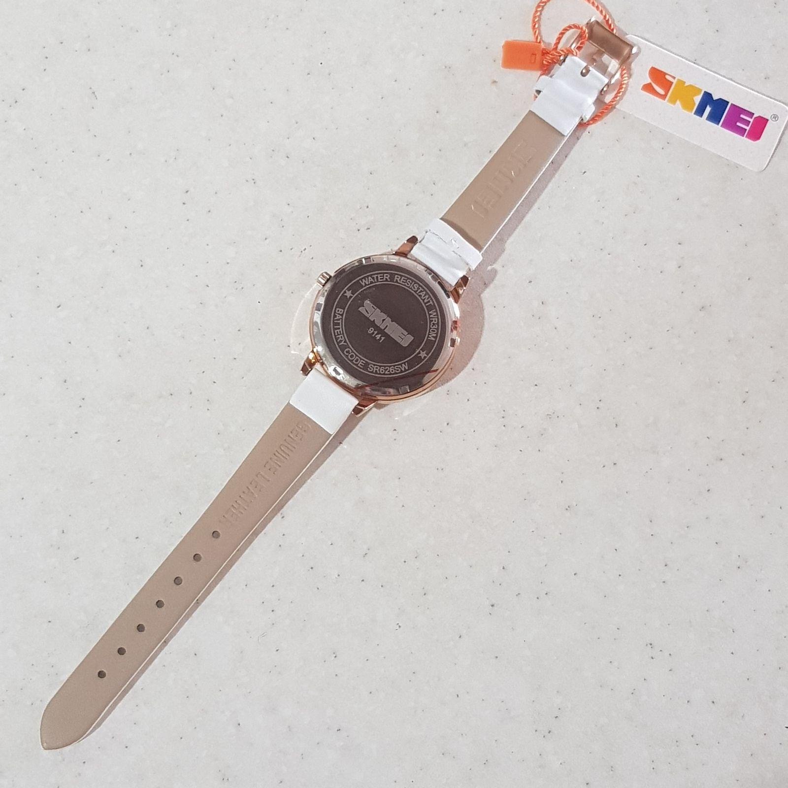 ساعت مچی عقربه ای زنانه اسکمی مدل 41-91 کد 03 -  - 4