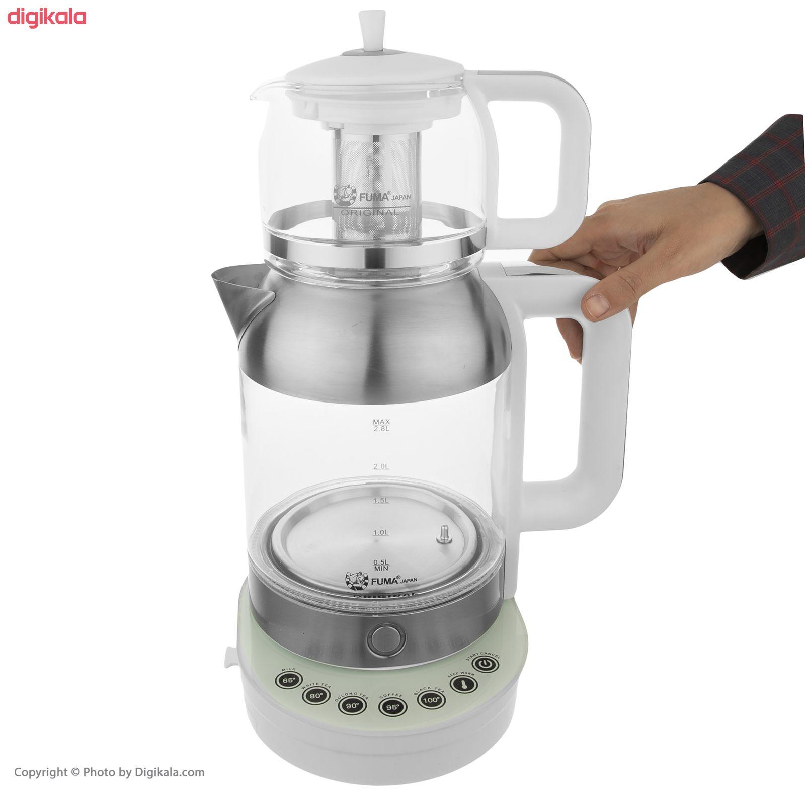 چای ساز فوما مدل 2012 main 1 6