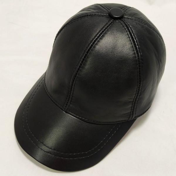 کلاه کپ مدل چرم