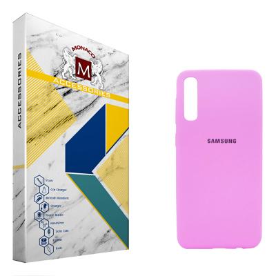 کاور موناکو مدل Si206 مناسب برای گوشی موبایل سامسونگ Galaxy A50 به همراه 3 عدد محافظ صفحه نمایش
